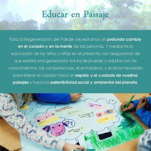 Educar en Paisaje